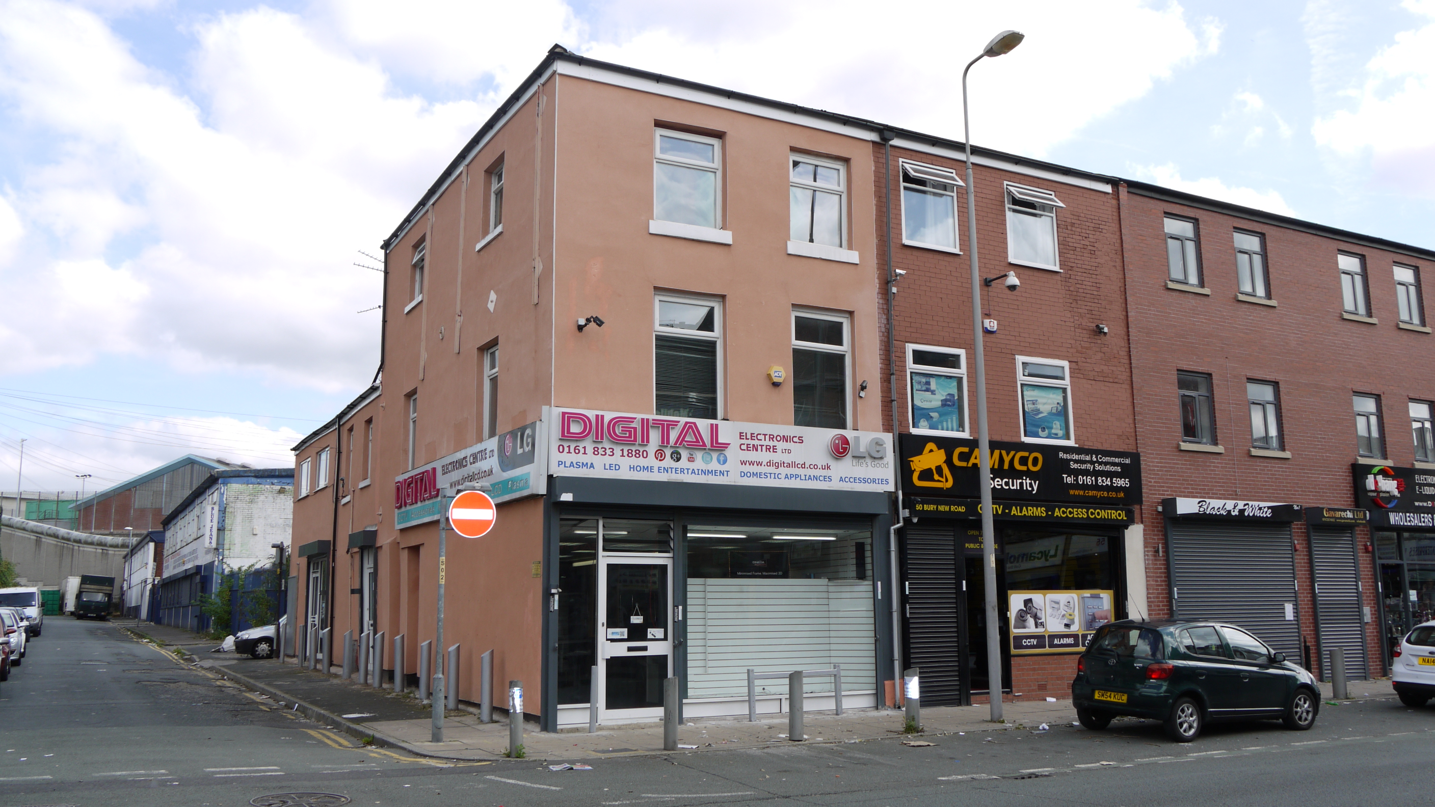 Commercial Property Bury