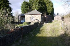 LAND AT REAR OF BLEAKHOLT ROAD, TURN VILLAGE, RAMSBOTTOM, BL0 0RU