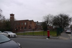SITE OF FORMER CHURCH INN,  45-47 ARDWICK GREEN NORTH, MANCHESTER, M12 6FZ