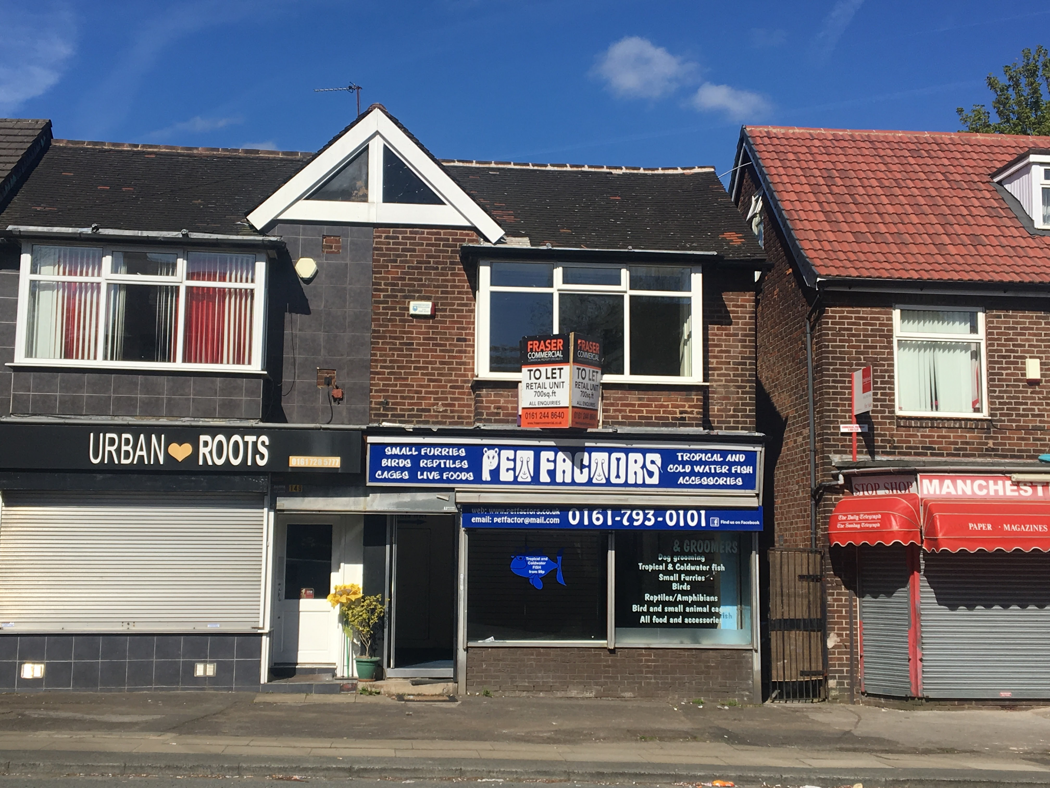 147 MANCHESTER ROAD, SWINTON, MANCHESTER M27 4FH