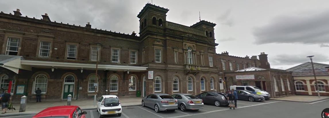 WEST WING OFFICES CHESTER STATION CHESTER  CH1 3DR