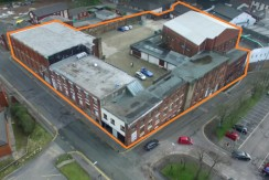 1.05 ACRE DEVELOPMENT OPPORTUNITY HORSEDGE MILL, ROCK STREET, OLDHAM TOWN CENTRE, OL1 3DW