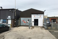 10a MISSOURI AVENUE SALFORD INDUSTRIAL UNIT WITH KOI CARP BUSINESS