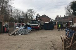 SCRAP METAL YARD, 7A BOAT LANE, NORTHENDEN