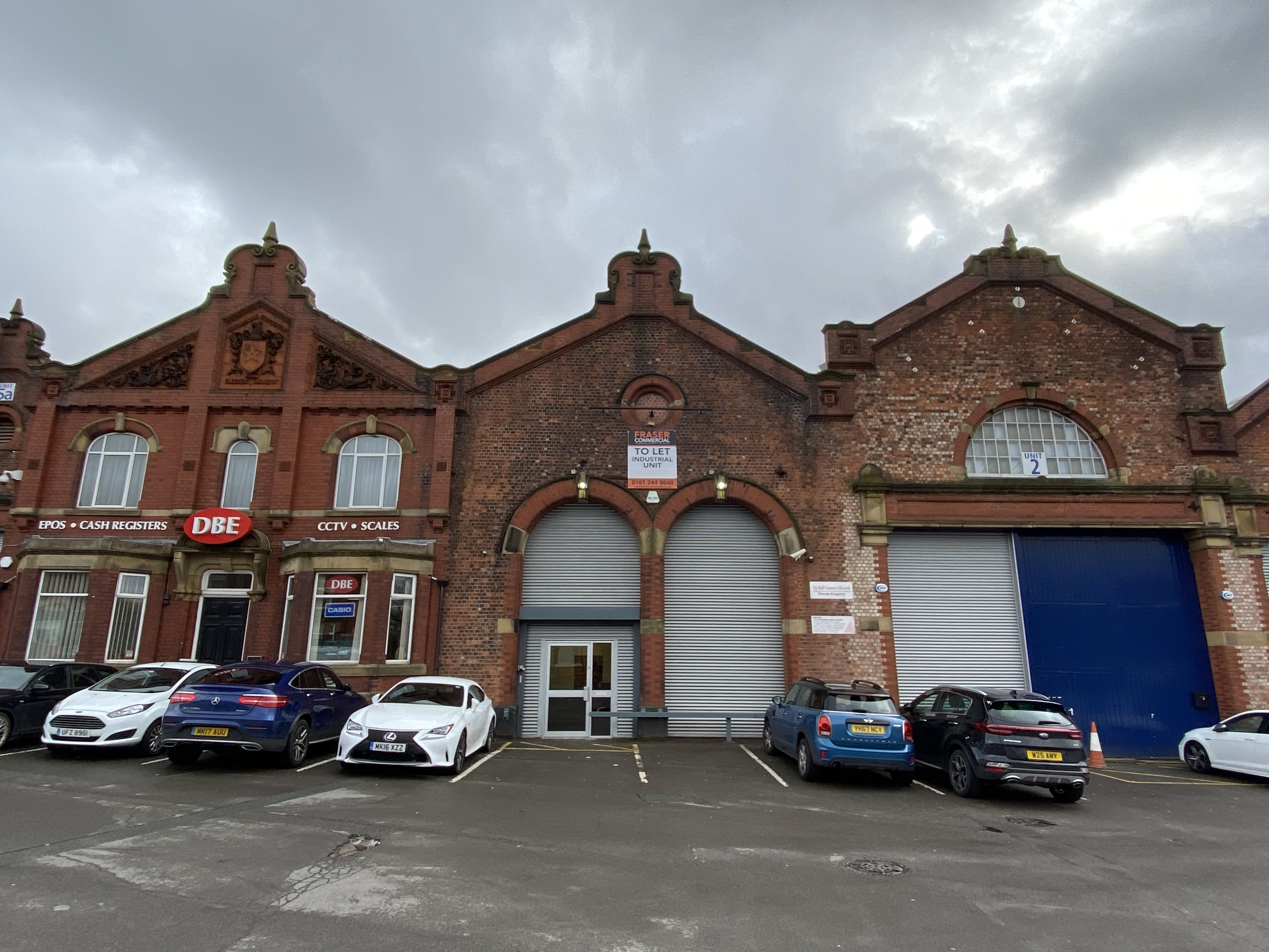 UNIT 3 ALBION TRADING ESTATE, MOSSLEY ROAD, ASHTON UNDER LYNE,  OL6 6NQ